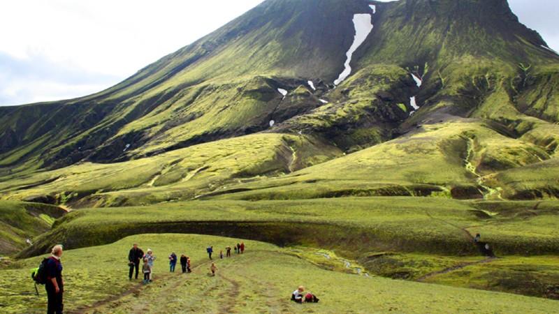 Island – Vandraren